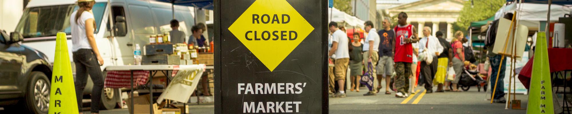 Penn Quarter Farmers Market