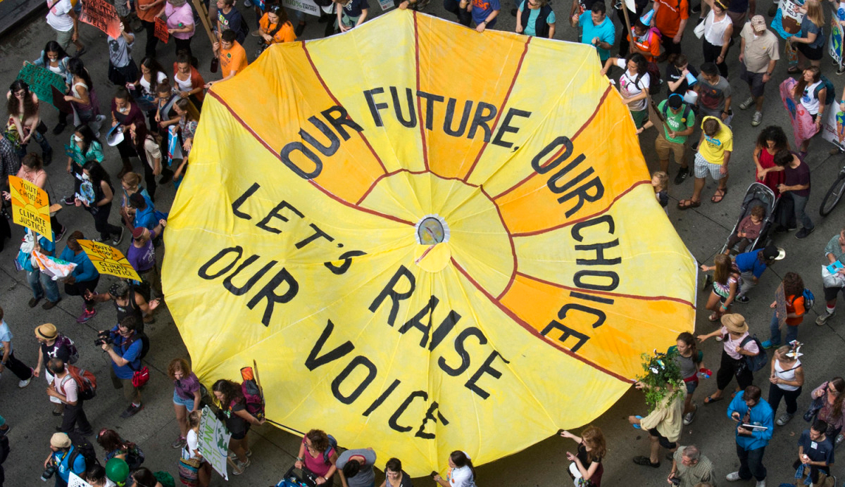 Call To Action Let S Put Climate Health And Equity